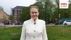Pirita Virtanen in MTV News