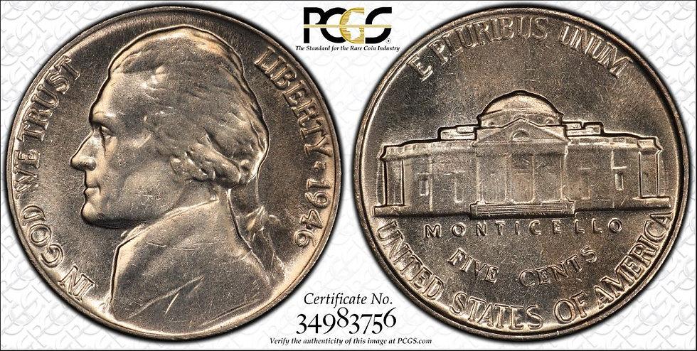 1946 PCGS MS64