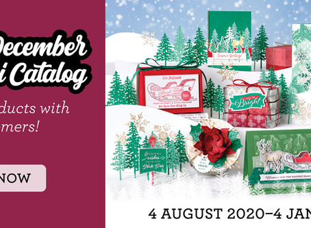 The August-December 2020 Mini is Here!
