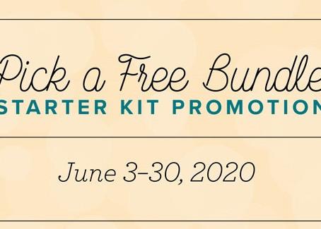 Get a FREE Bundle
