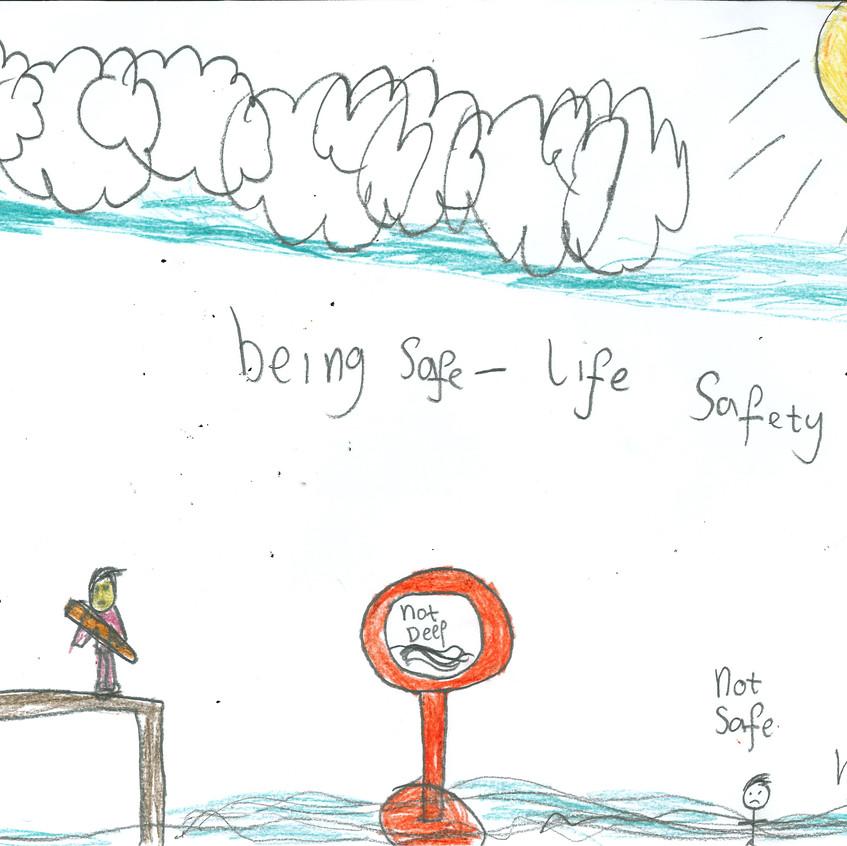 Learning to swim keeps us safe!