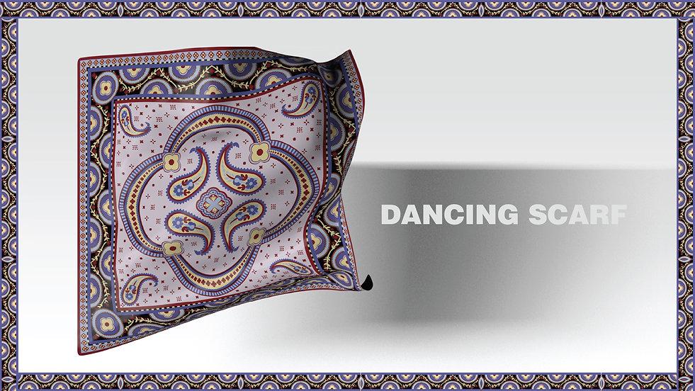 DANCING SCARF (DANCE TO THE ORIGIN) - 01