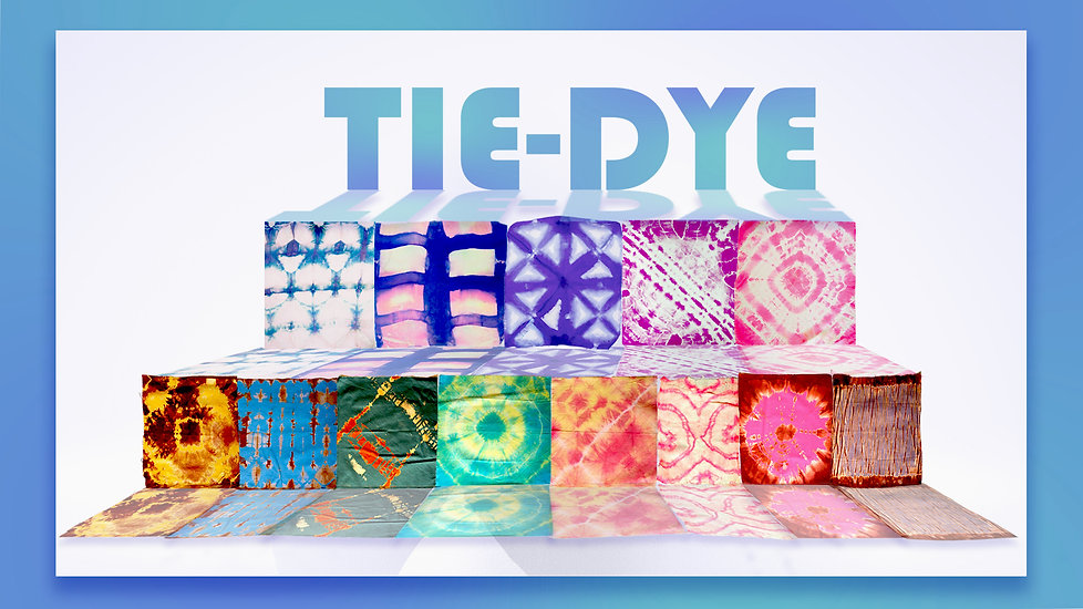 TIE_DYE YOUR DAYS WITH LOVE FOR NATURE -