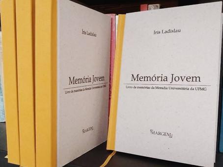O livro Memória Jovem está em pré-venda!