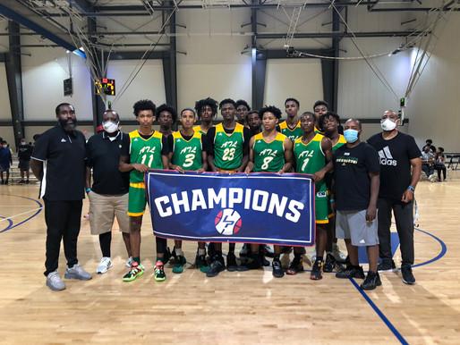 Atlanta Celtics win 16U LakePoint LIVE Showcase