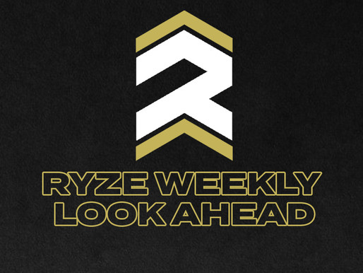 RYZE WEEKLY PREVIEW - 12.14.20