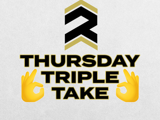 Thursday Triple Take: Holiday Event Edition
