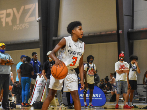 RYZE Live Showcase I 15U Top Performers Pt. 1