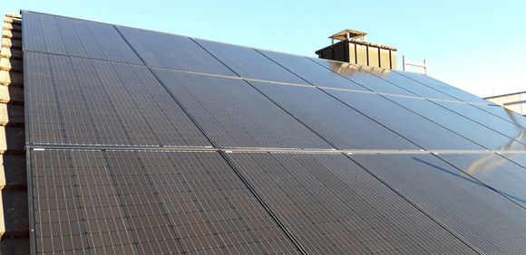 Photovoltaik  Aufdach in Wollerau