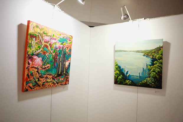 Claremont Art Show