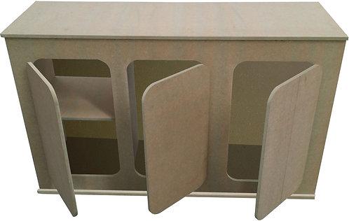 Removable kitchen pod