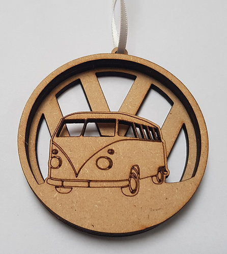 VW Bauble