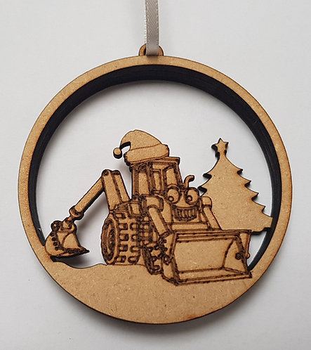 Digger Bauble