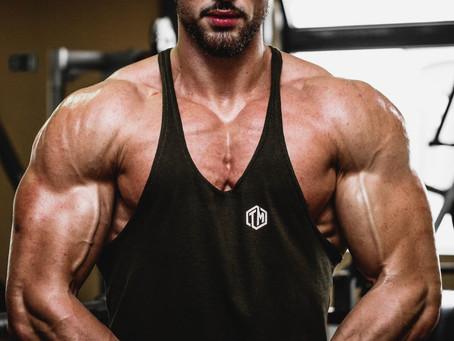 Porquê que não estás a ganhar massa muscular?