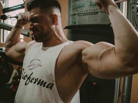 4 Dicas para melhorar um grupo muscular menos desenvolvido