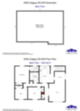 Schematic & Floor Plan
