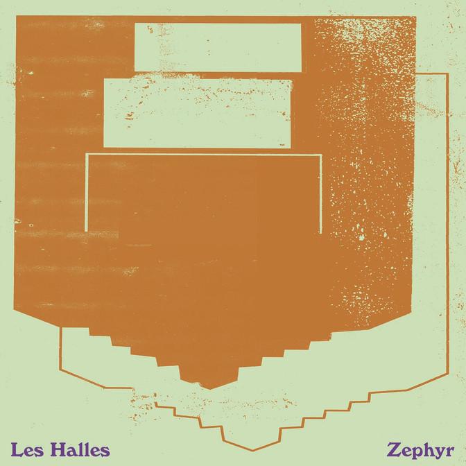 "Lyon, FR ambient visionist Les Halles releases alluring new LP: ""Zephyr"""