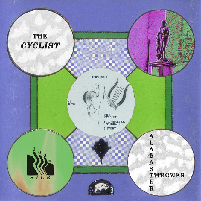 """Derry, Ireland lo-fi pioneer The Cyclist returns with new 12"""" for 100% Silk: 'Alabaster Thr"""