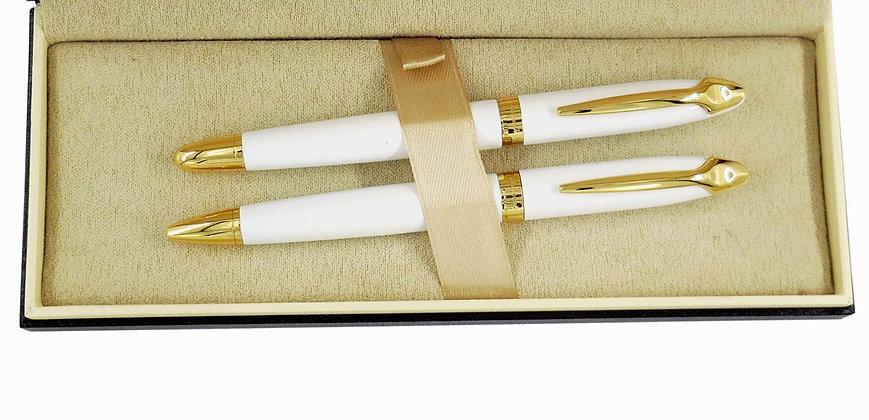Balmoral Set of Fountain & Ballpoint Pens