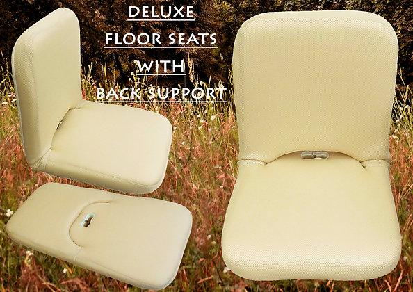 Deluxe Padded Floor Seat