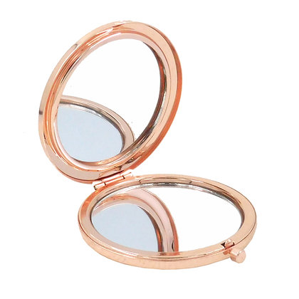Compact Mirror (Rosegold)