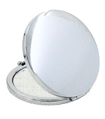 Compact Mirror (Chrome)
