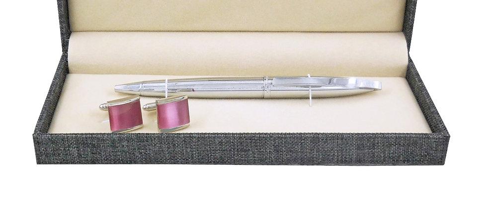 of Hatton Fair Cufflinks & Pen Set Ref: CS-609