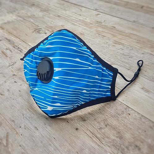 Adult SILVADUR™ Fabric and Valve - Ocean