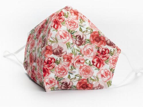 Adult Cotton - Rose Garden