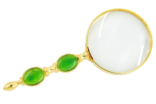 Magnifying Glass (Jade)