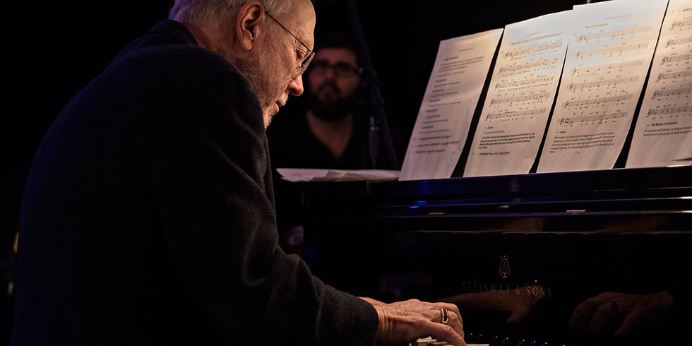Bob Ravenscroft Trio - LIVE STREAM Concert