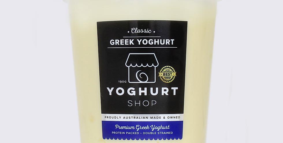 CLASSIC GREEK YOGHURT
