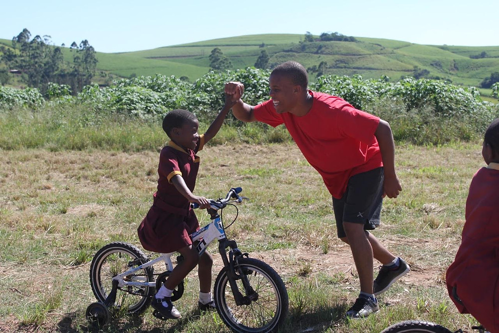 Glide and Ride cycling initiative KZN