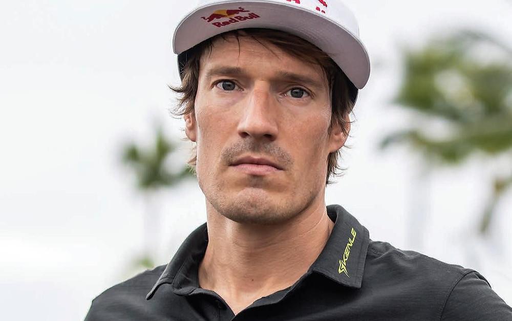 Triathlete Sebastian Kienle