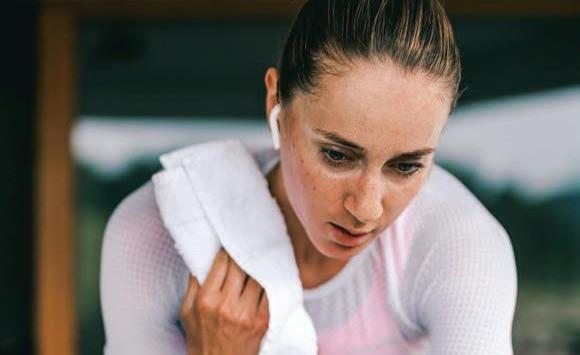Triathlete Laura Philipp
