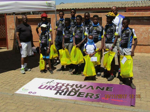 Tshwane Urban Riders