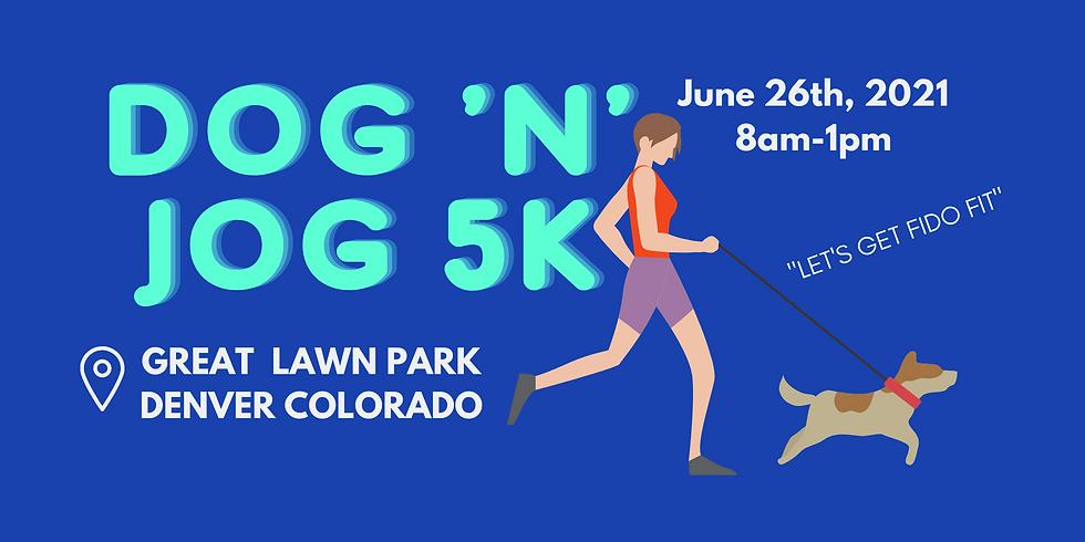 Dog 'N' Jog 5k