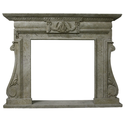 FPS-09 Marble Fireplace Surround