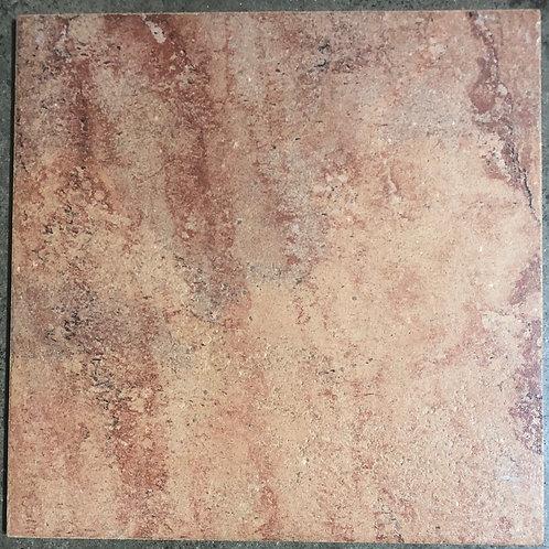 T-78 12x12 Magma Red Ceramic Tile