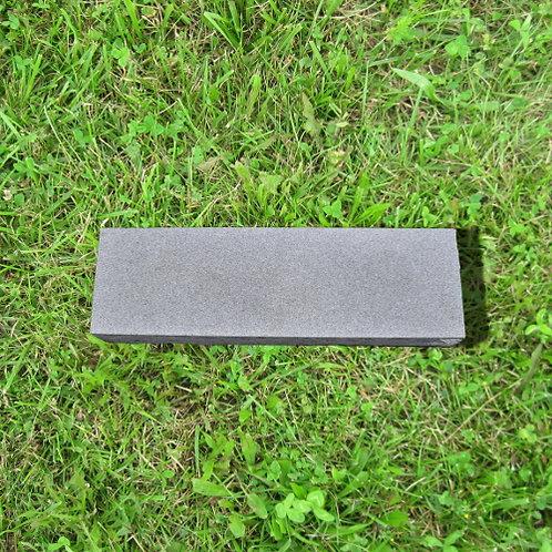 MN-172  Gray Granite Slant Marker
