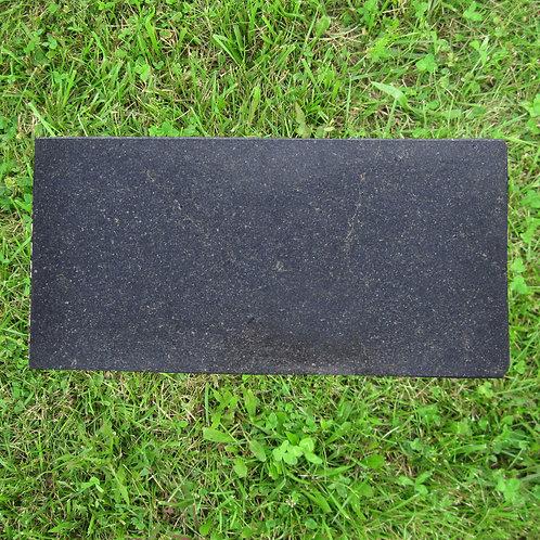 MN-138 Black Galaxy Granite Flat Marker