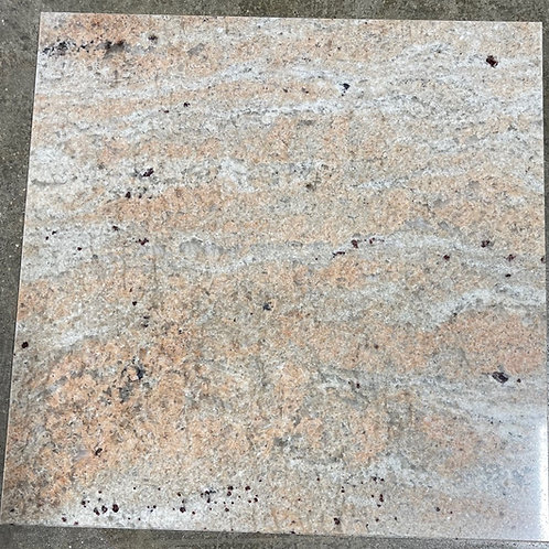 T-108 12x12 Ivory Chiffon Granite Tile