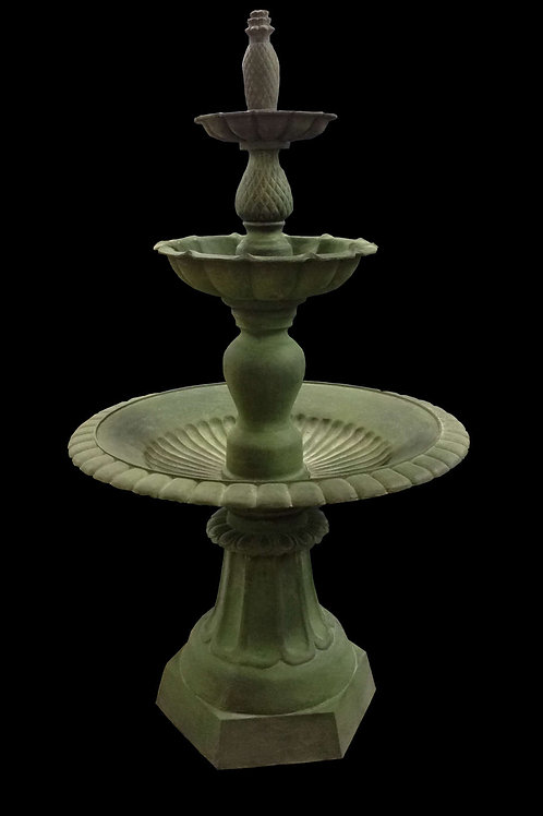 FT-38 Cast Iron Fountain 75""