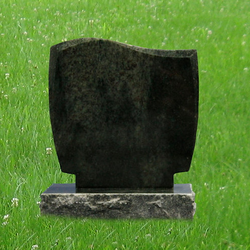 MN-98* Tropical Green Granite Mini Monument