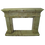 Thumbnail: FPS-13 Yellow Onyx Fireplace Surround