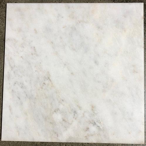 T-76 12x12 Snowy Tundra Marble Tile