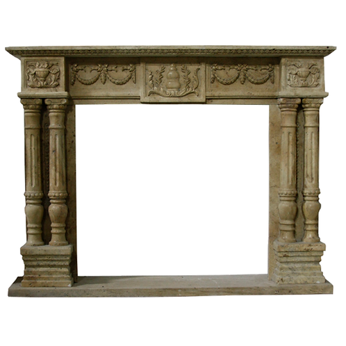 *FPS-07 Marble Fireplace Surround* Special Order