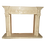 Thumbnail: FPS-16 Cream Marble Fireplace Surround