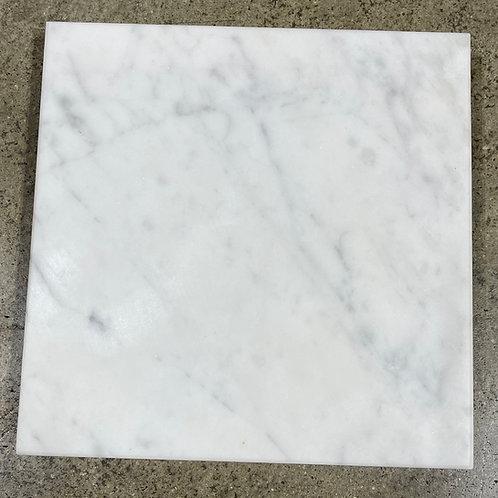 6x6 Carrara White Marble Backsplash Wall Tile 2cm T-79
