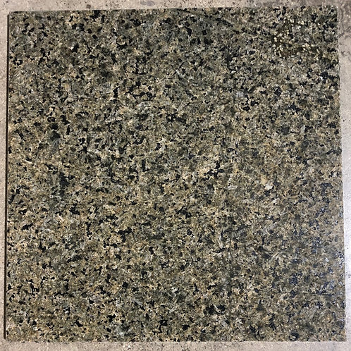 T-66 12x12 Amazon Green Granite Tile